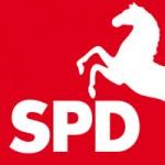 Logo: SPD-Samtgemeinde Hage